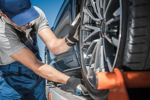 Heavy Duty Towing-in-Catonsville-Maryland